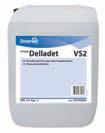 Desinfectant for open surfaces of Delladet VS2,