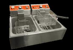 F-2h1/2-E ALENTA electric fryer