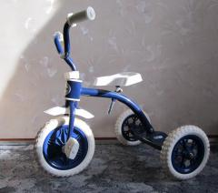 Велосипеды детские с тремя колесами