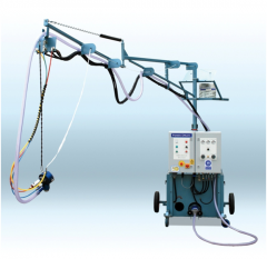 Equipment for production of a fibrobeton of GRC