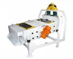 Separator vibration sitovy, vibroseparator