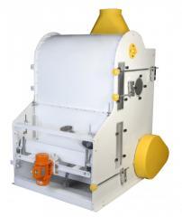 Air separator, aspirator