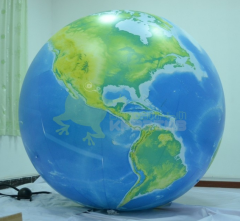 Aerostat in the form of the Globe