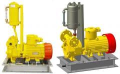 Electric pump monoblock KMVG 40-25-150E