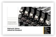 Valves and hydrodistributors industrial