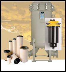 Топливная фильтрация больших потоков RACOR Hydrocarbon