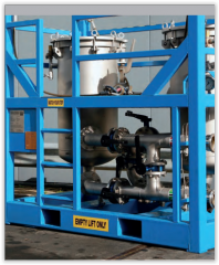 Filtration for the oil and gas industry