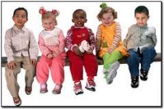 Одежда детская, Детская одежда.