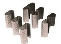 Bracket for the packaging tape