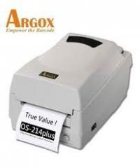 Термотрансферный принтер этикеток и штрих кодов