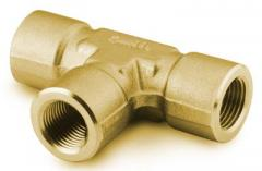 Pipe adapters of B-12-T