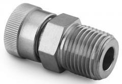 Прямые соединители Ultra-Torr вакуумные SS-4-UT-1-4BT