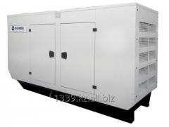 Дизель-генератор KJDD340 в кожухе (двигатель