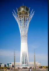 Symbol of independence of Kazakhstan of
