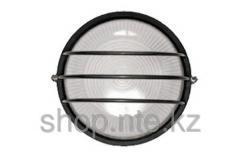 Светильник НПП 1306-60 - бел/круг сетка IP54 ИЭК