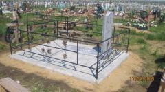 Ограды для кладбищ