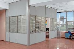 Partitions metalplastic
