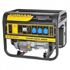 Бензиновый генератор FPG5800, 4,5кВт (ручной