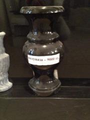 Semi-vase granite