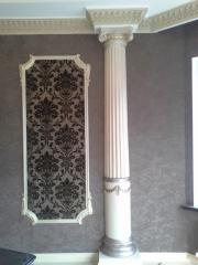 Semi-column in a se