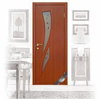 Collection of doors Modernist style Code: 100061