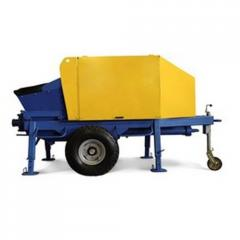 BN-25 D concrete pump