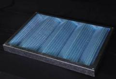 Air filter, systems of ventilation