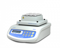 Thermoshaker for test tubes Eppendorf and the
