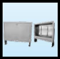 Шкафы коллекторные (высота ниши 530 мм, высота