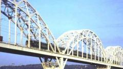 Мостовая металлоконструкция