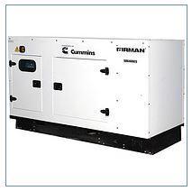 Дизельный генератор SDG115YTS в кожухе 92 кВт +АВР