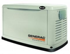 Газовые генераторы GENERAC (USA)