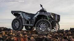Квадроциклы 2015 Polaris Sportsman® WV850 H.O.