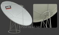 Antennas of satellite television
