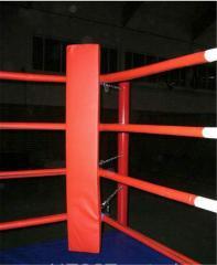 Боковые подушки для ринга (1 синяя, 1 красная, 2