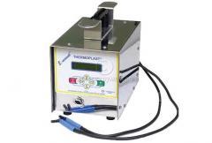 Device of elektromuftovy welding E-Manuel