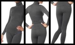 Sous-vêtements chauffants pour femmes