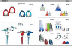 Лыжный костюм универсиада 2017
