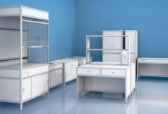 Мебель лабораторная для химических и других