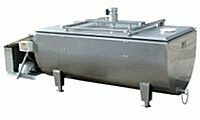 Ванны-охладители молока TITAN