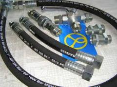 Case hose - 525\527 product code 3793720