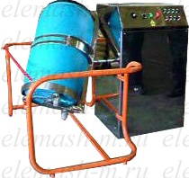 Car mixing SM-230 (drunk barrel)
