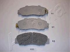 Тормозная колодка Ashika 50-04-432
