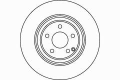 Textar 92099200 brake disk