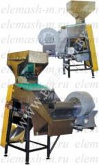 Машина для очистки орехов (арахиса) МУС-100СШ