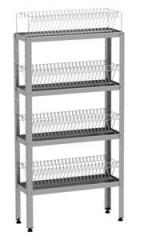Rack for plates 1150*320*1600