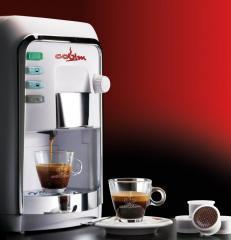 Coffee machines are capsular