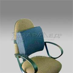 F 5002 THE PILLOW FOR SUPPORT AND UNLOADING OF THE