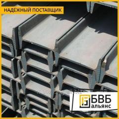 Балка стальная двутавровая 10Б1 ст3 9м