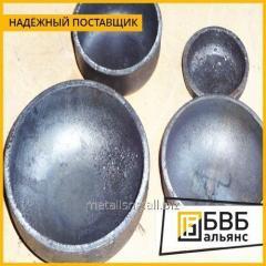 Заглушка 139.7x3 мм AISI 304